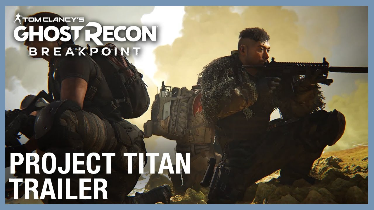 Ghost Recon Breakpoint Project Titan – RE-PLAY
